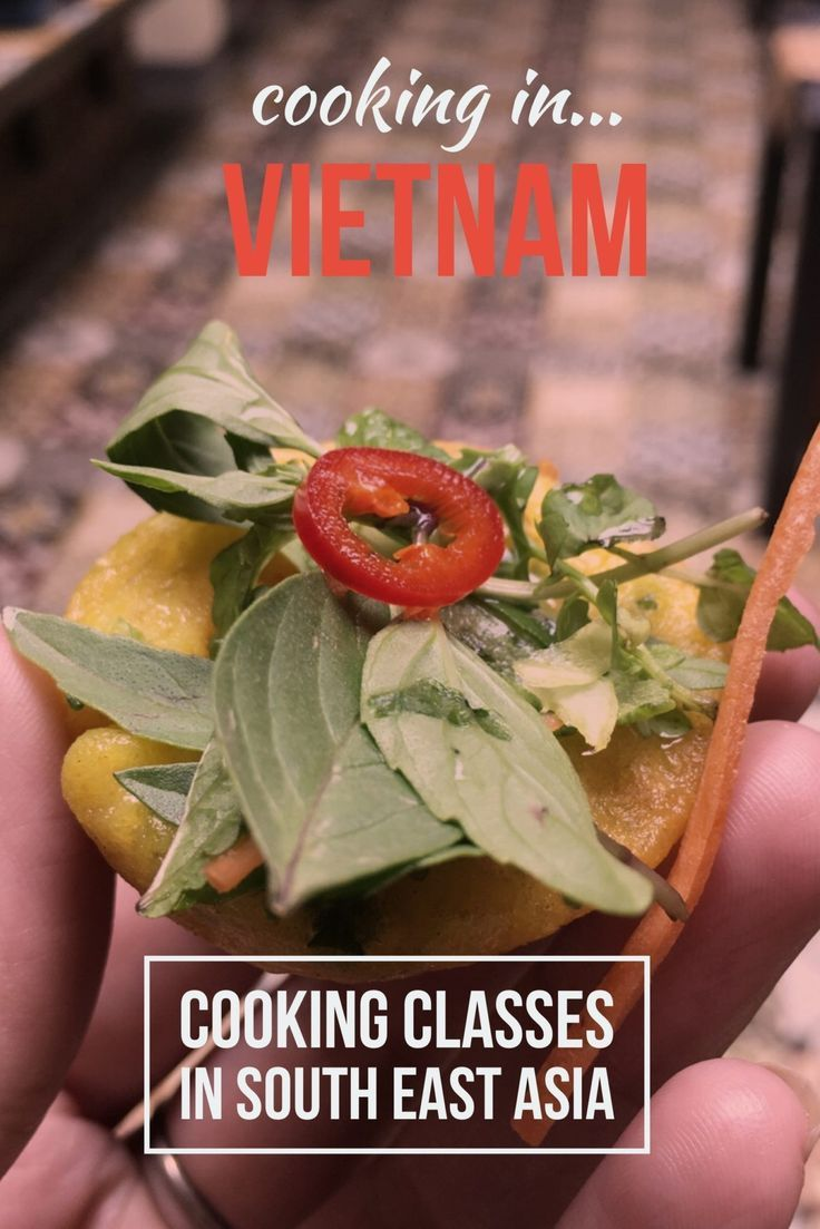 Our Cooking Class in Hoi An, Vietnam