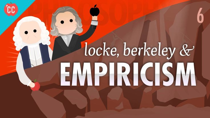 This week we answer skeptics like Descartes with empiricism. Hank explains John Locke's primary and secondary qualities and why George Berkeley doesn't think...