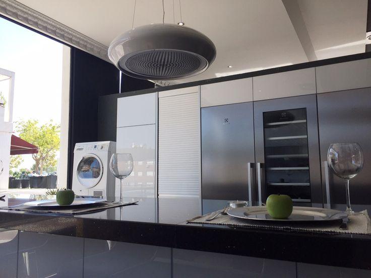 Mejores 249 im genes de cocinas con campanas pando en - Singular kitchen valencia ...