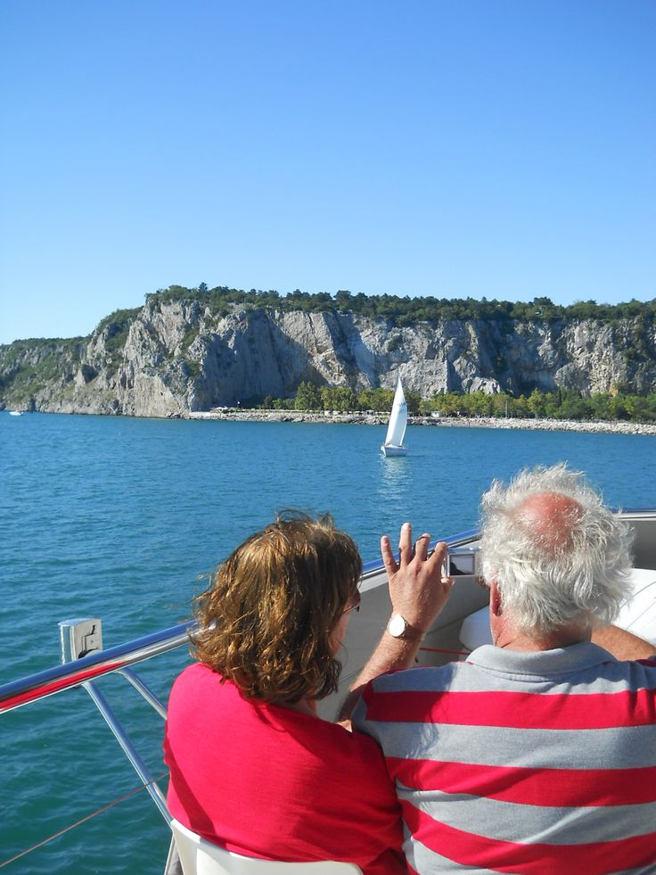 Sistiana beach - Trieste Italy