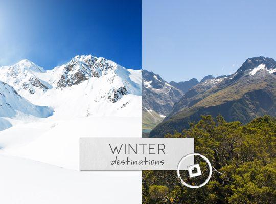 Top Winter Destinations Vol.2