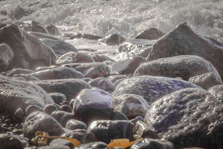 Rocks by the sea - Rocks by the sea.