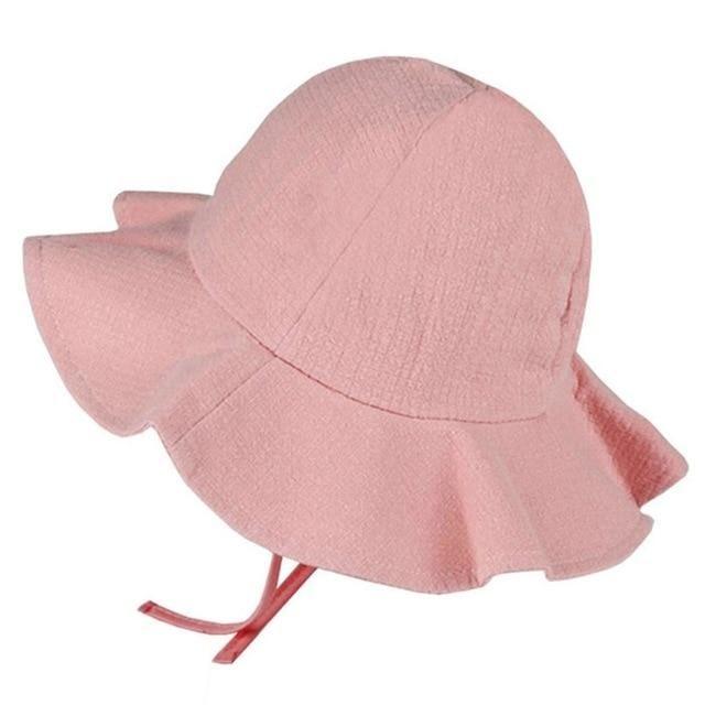cb8acad2 Wide Brim Cotton Sun Hat | Products
