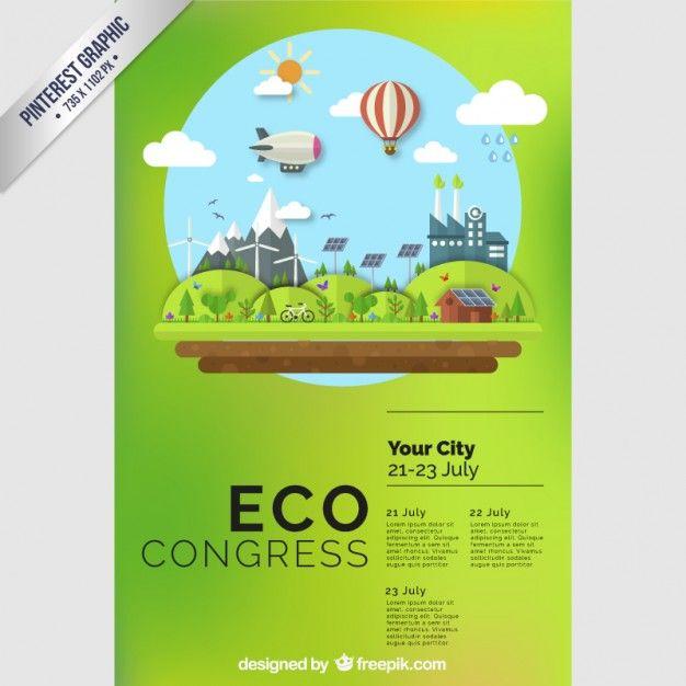 Eco Pinterest graphic