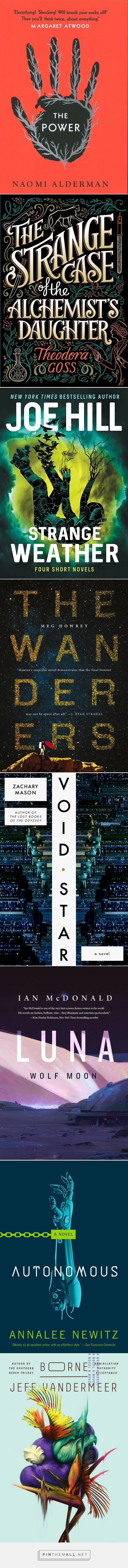 The best science fiction, fantasy, and horror novels of 2017 - The Verge #sciencefictionbooks