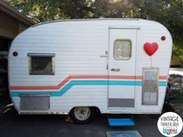 27 best vintage 1964 nomad travel trailer camper images on pinterest vintage trailers campers. Black Bedroom Furniture Sets. Home Design Ideas