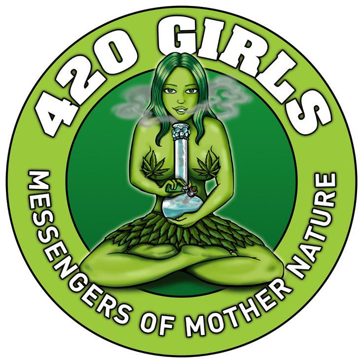 420 weed wallpaper | Thread: New 420 Girls Logo!
