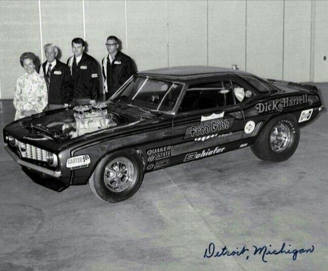 Dick harrell cars