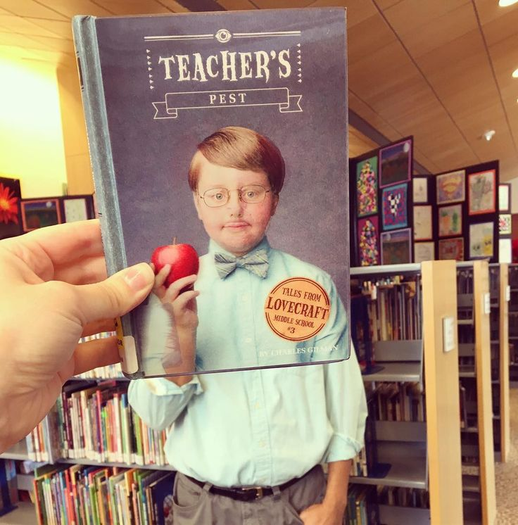 syossetlibraryTeacher's Pest by James Gilman for #bookfacefriday! #syosset #library #syossetlibrary #librariesofinstagram #bookstagram #bookface #bookcover #jamesgilman #teacherspest #fiction #chapterbooks #childrensbooks #books #reading @quirkbooks #librarians #libraryfun #guybrarian #syossetbookface