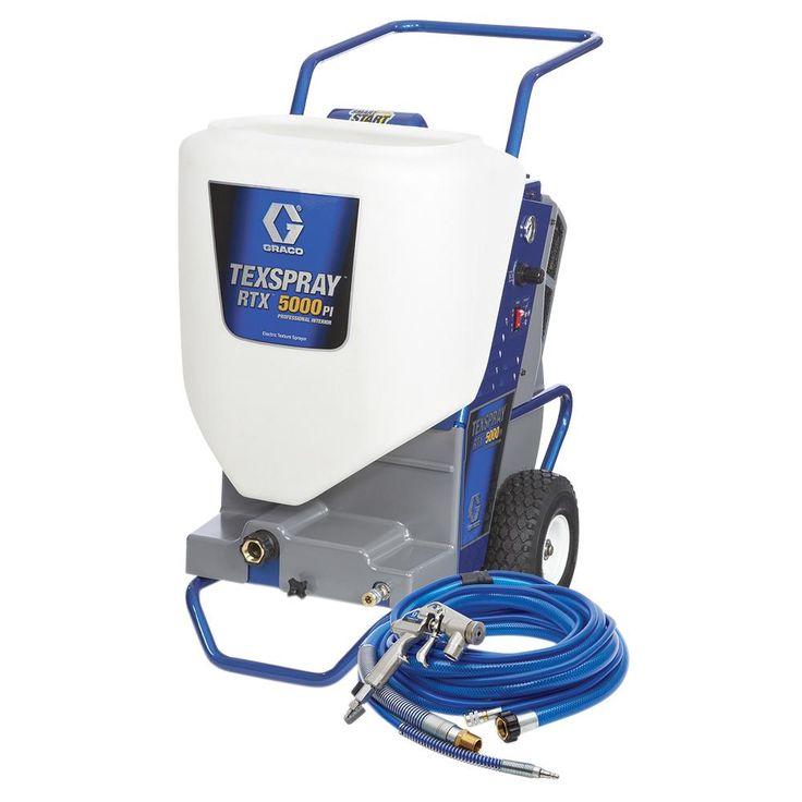 Graco TexSpray RTX 5000PI Texture Sprayer