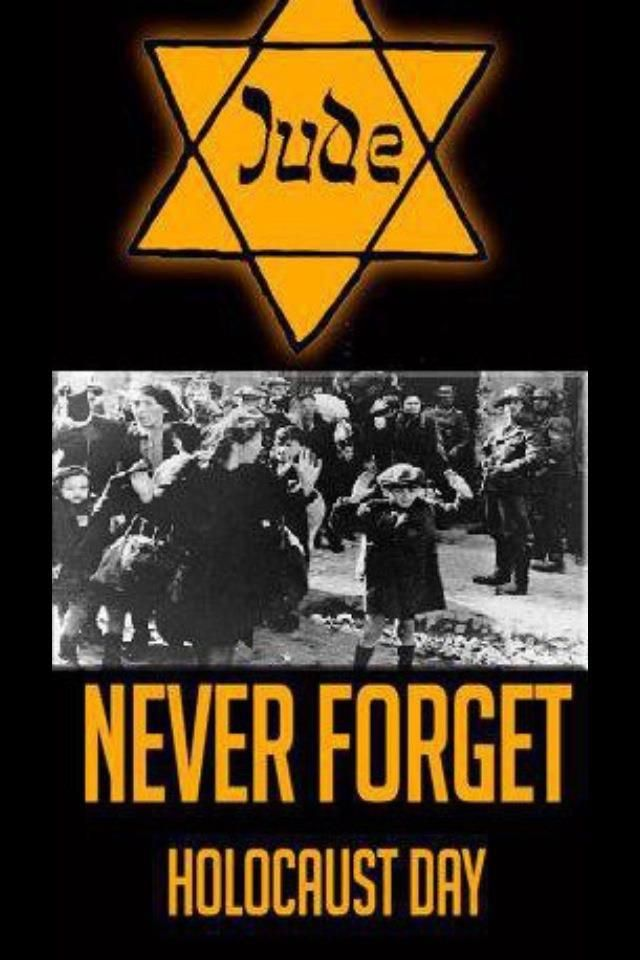 holocaust memorial day facts