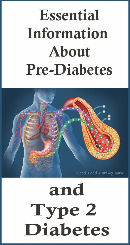 Information about type 2 diabetes and pre-diabetes. #diabetesawareness