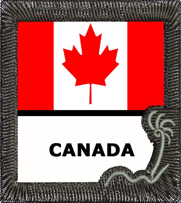 Our Canada sleeve represents all that is extraordinary of the country! Add it to your collection today! Rarely does a country have as much variety and natural beauty as Canada, from the highest tides