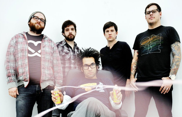 Motion City Soundtrack will be releasing the first single True Romance from their new album on April 17. Their new album is due out in June via Epitaph. Read below: