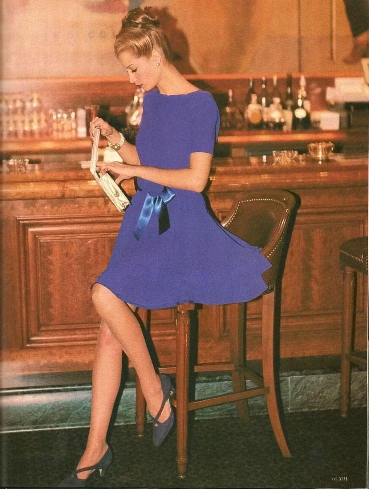 Christy by Arthur Elgort, 1993