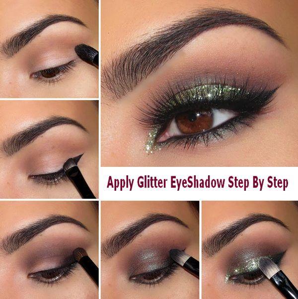 Ako si správne nalíčiť očné linky.. ;-)