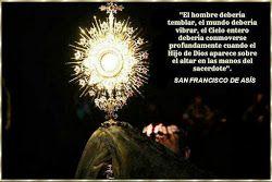 Sagrado Corazón Eucarístico de Jesús. Hora Santa y rezo del Santo Rosario meditado en honor a Jesús eucaristía.Blog sobre adoración eucarística.