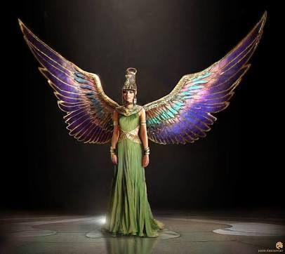 Image result for gods of egypt movie nephthys