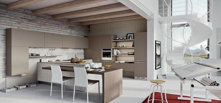 Arredo3 Luna Modern Kitchen