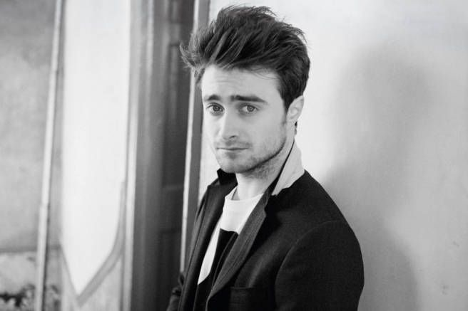 Daniel Radcliffe Interview on 'What If' - Daniel Radcliffe Quotes on Love and Marriage - Elle