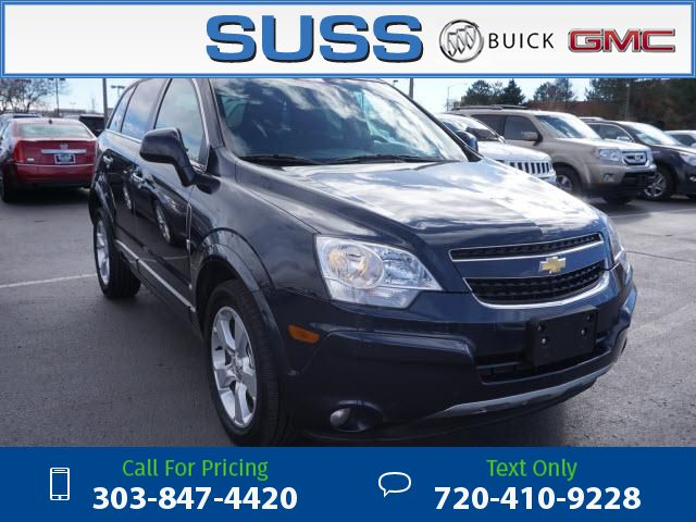 2014 Chevrolet Chevy Captiva Sport Fleet FWD 4dr LT $14,900 35098 miles 303-847-4420 Transmission: Automatic  #Chevrolet #Captiva Sport Fleet #used #cars #SussBuickGMC #Aurora #CO #tapcars