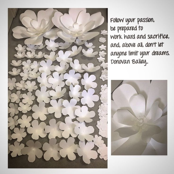 Just a few hundred more flowers to go! Working on a big project, following my #passion and living my dream!  KomalWorks.etsy.com We take custom order and ship worldwide.  #paperdecor  #komalworks