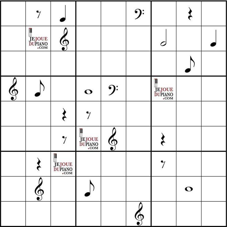 Sudoku No1 facile... pour commencer.