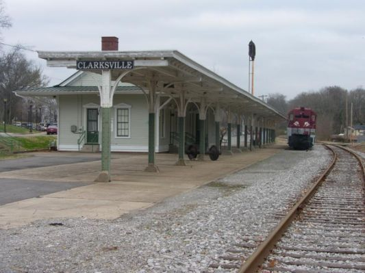 The Last Train To Clarksville * | Clarksville Tennessee in