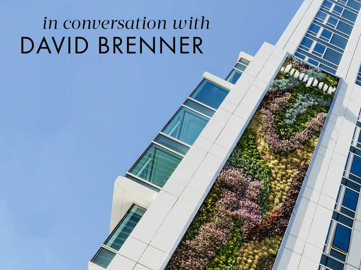 For our latest collection inspired by nature, we spoke to Habitat Horticulture Founder David Brenner, a pioneer in the field of vertical gardens. Read the blog and enter our competition inspired by the modern garden here: http://www.jigsaw-online.com/blog/home/david-brenner-habitat-horticulture.html?utm_source=Social&utm_medium=Pinterest&utm_campaign=DavidBrenner