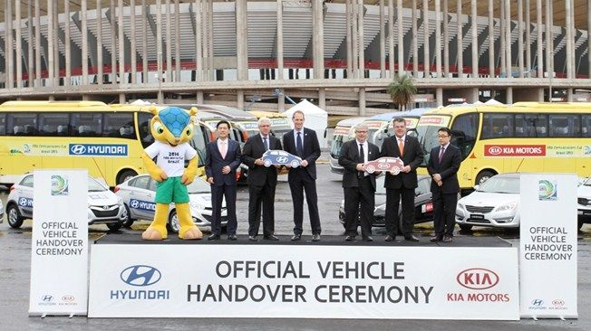 FOOTBALL TAKES OVER: HYUNDAI IS THE OFFICIAL PARTNER OF THE FIFA U17 WORLD CUP BEING HELD IN INDIA FOR THE FIRST TIME EVER.