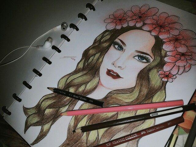 Flowerista Girl..