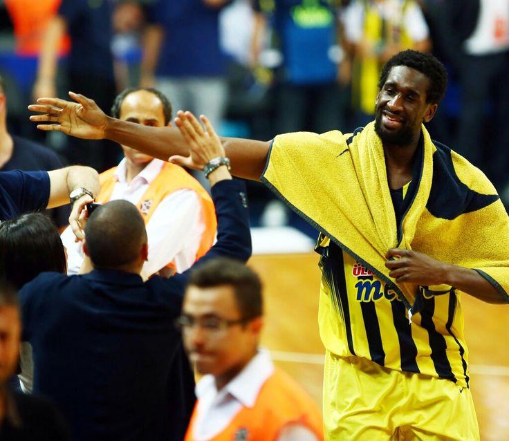 Ekpe Udoh #Fenerbahçe