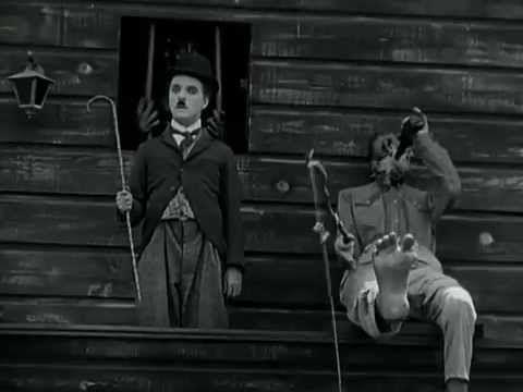 Funny sense in  Charlie Chaplin   The Circus