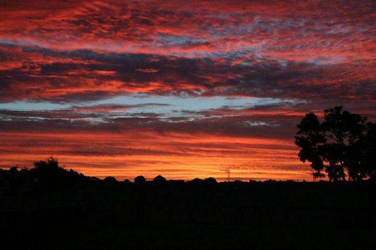 Bell Block sunset