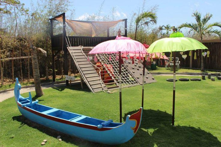 Anak Atelier playground Balangan Bail