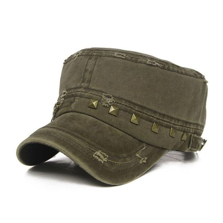 [AETRENDS] Women's Winter Hats New Fashion Military Hat Z-1572