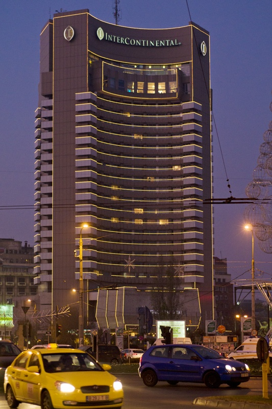 Intercontinental Hotel, Bucharest  valeriucostin.blogspot.com