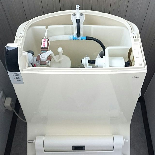 お風呂でトイレで寝室で 楽々できて 凄く役立つカビ予防 トイレタンク トイレ 大掃除
