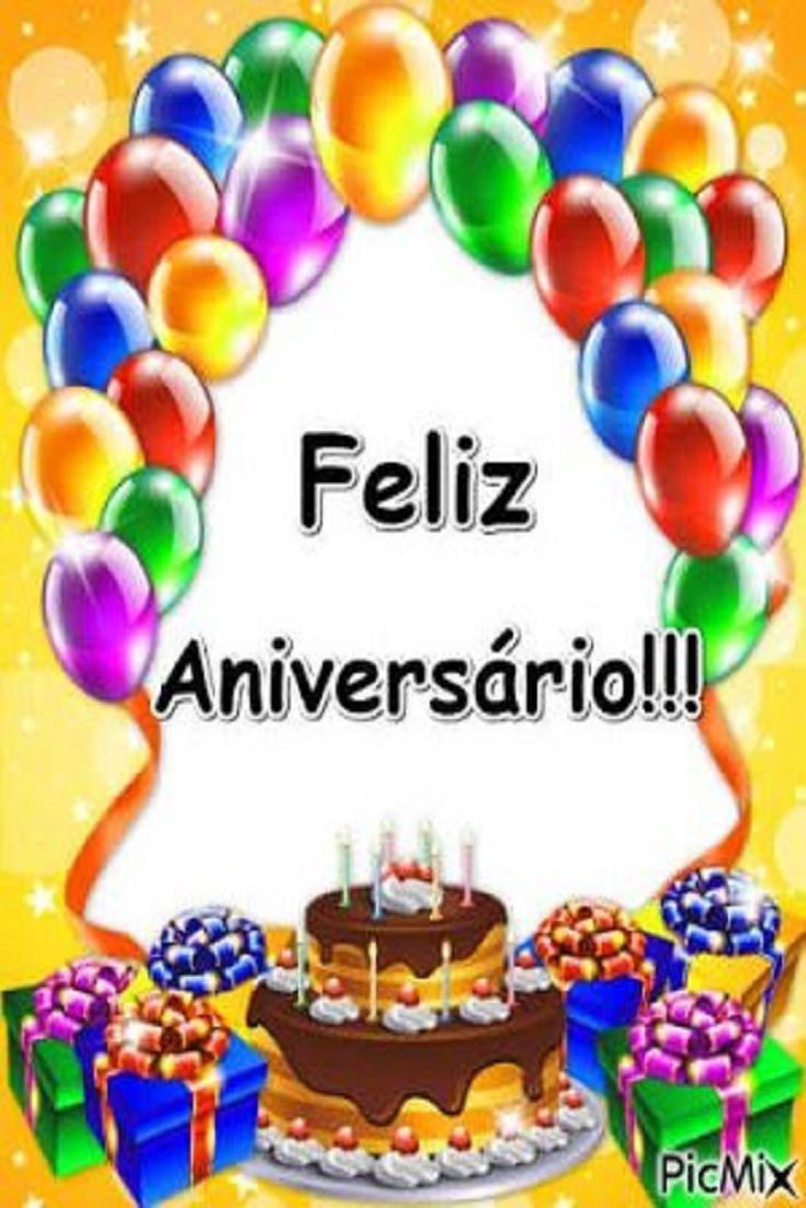 Feliz Aniversario Felicidade Para Voce Felicidades