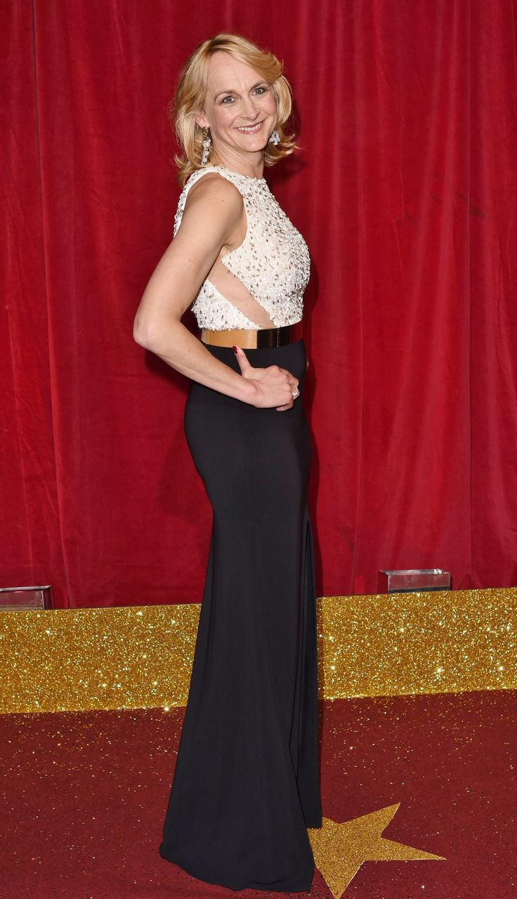 Louise Minchin – British Soap Awards Manchester 16.05.15 ...