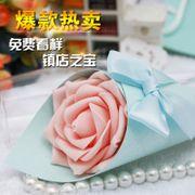 Continental выросли конусы конуса конфеты творческим коробка конфет мешки персонализированные романтический брак поднос Законченный