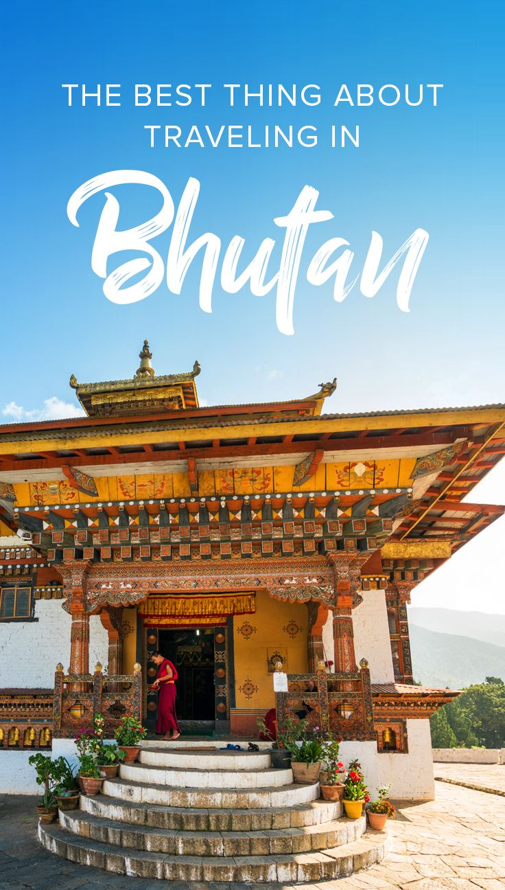 From well-preserved culture to jaw-dropping vistas, there's plenty to look forward to when planning travel to Bhutan. But our favorite part of our trip to Bhutan turned out to be something completely unexpected! Click through to find out what our favorite part of traveling Bhutan was.