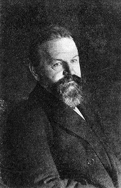 František Bílek (6. listopadu 1872, Chýnov[1] – 13. října 1941, tamtéž) byl český grafik, sochař, architekt, autor užitého umění a symbolista období secese.