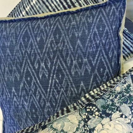 Blue range of fabrics - i Tribe.