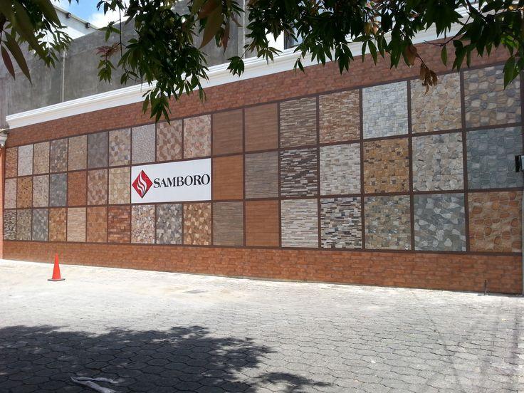 La mas completa linea de fachaletas para interiores y for Decoracion de paredes exteriores patios