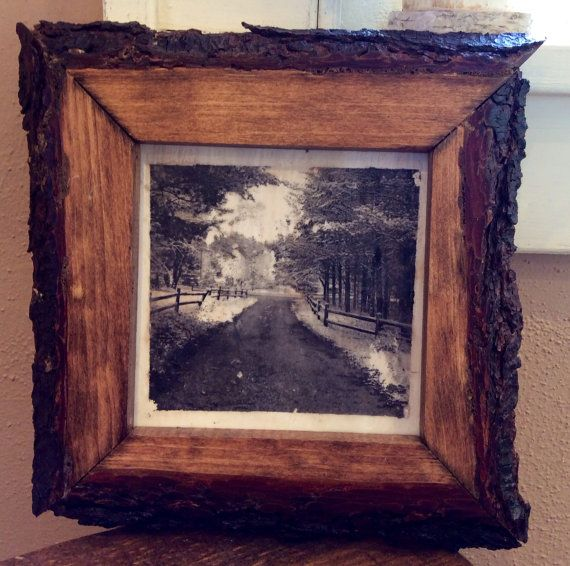 9 best Wood picture frames images on Pinterest | Timber mouldings ...
