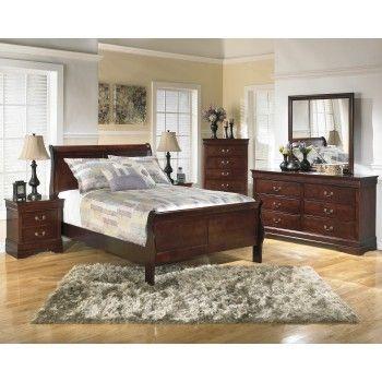 Get Your Alisdair 4 Pc. Bedroom   Dresser, Mirror U0026 Full Sleigh Bed At  Cloud 9 Sleep Shop, Merritt Island FL Furniture ...