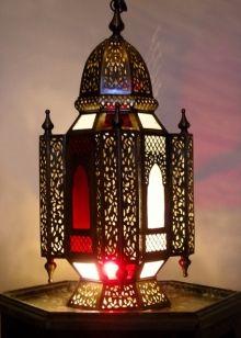 magic morocco lamp