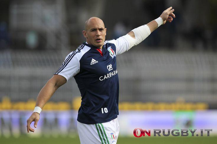 Sergio Parisse e l'azzurro: l'addio dopo il Mondiale inglese? - On Rugby