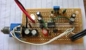 diy whitenoise pink noise generator